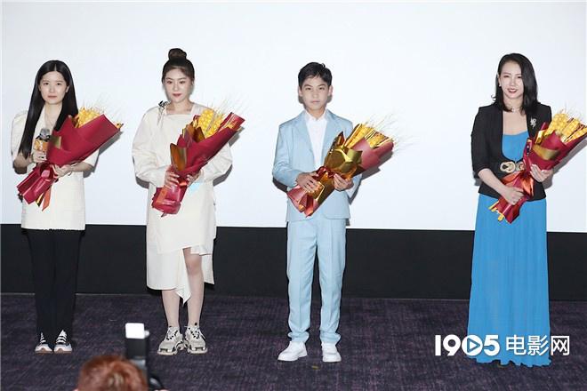 《童年周恩来》首映在南京举行 热血预告片曝光