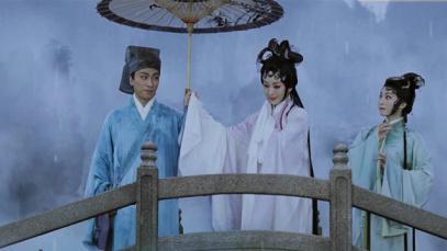 传统戏曲焕发全新活力 电影《白蛇传·情》获年轻观众认可