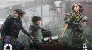 《寂静之地2》曝IMAX幕后特辑 主创出镜解读影片