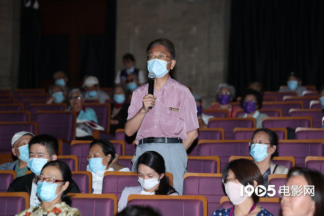 电影《柳青》走进清华 揭幕庆祝建党百年展映活动