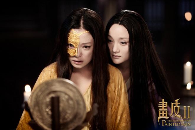 """《画皮3》立项!周迅陈坤赵薇""""铁三角""""有望回归"""