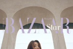 6月7日,徐璐为《时尚芭莎》拍摄的一组时尚大片发布,紫色纱裙搭配淡雅妆容碰撞出少女的梦幻优雅,而闪光露背裙又自然诠释出少女的浪漫和不羁。