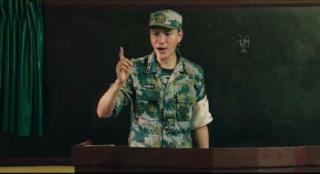 《和平方舟》曝主演阵容 陈坤穿海军迷彩服帅气