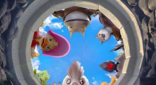 《疯狂丑小鸭2靠谱英雄》6.12上映 发倒计时海报