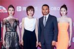 《中国医生》闪耀上影节红毯 袁泉张涵予再合作