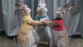 《比得兔2:逃跑计划》联合国粮食小卫士公益视频