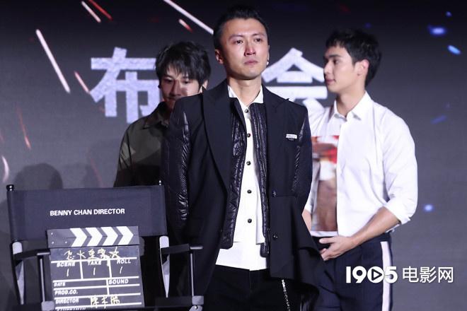 《怒火重案》空C位缅怀陈木胜 甄子丹谢霆锋痛哭
