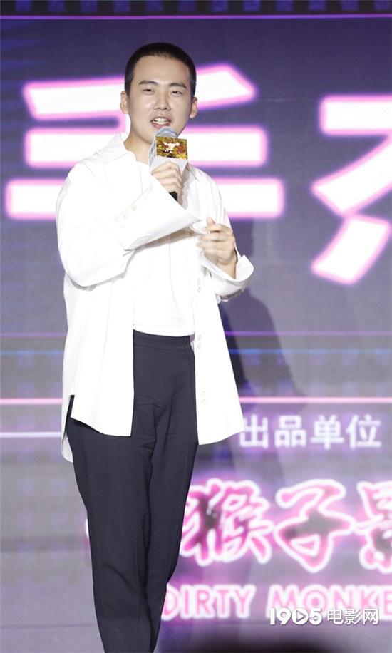 宁浩执导新片曝光 郭麒麟《二手杰作》搭档于和伟