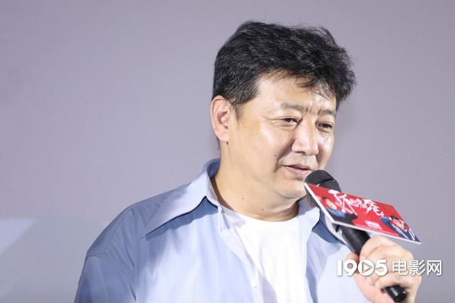 《了不起的老爸》首映 王砚辉张宥浩戏外变兄弟