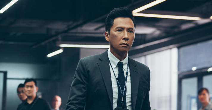新片《怒火·重案》定档7月30日 与谢霆锋银幕厮杀