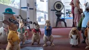 """《比得兔2:逃跑计划》""""速兔与激情""""片段"""