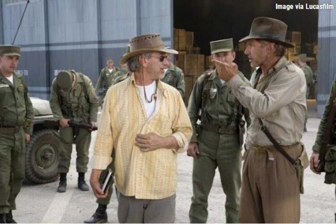 哈里森·福特肩部受伤 《夺宝奇兵5》调整拍摄