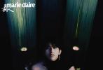 6月24日,蔡徐坤成为《嘉人marie claire》7月刊封面人物大片发布。这组紫色荧光大片神秘又高级,蔡徐坤以简驭繁,破界立新,兼融艺术与质感。这也是蔡徐坤连续第三年登上嘉人封面。
