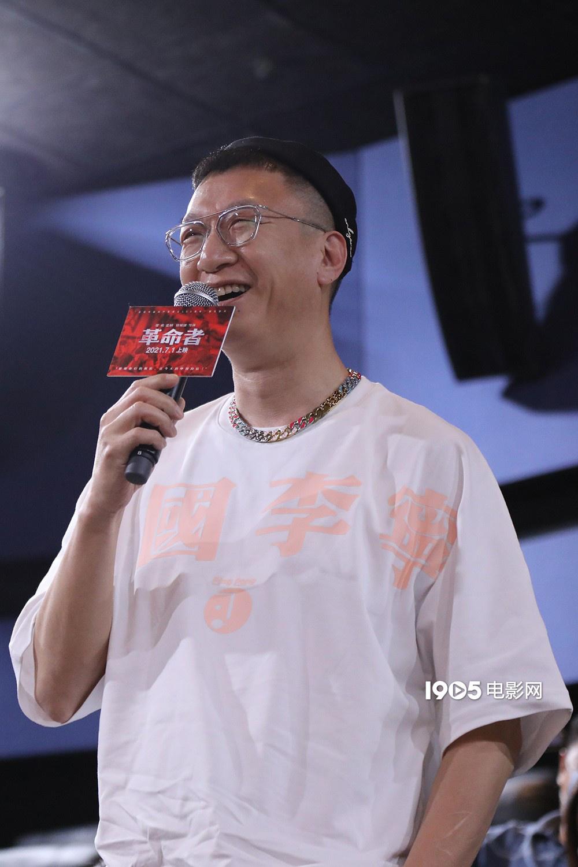 《革命者》北京首映 孙红雷映后望取代于谦角色