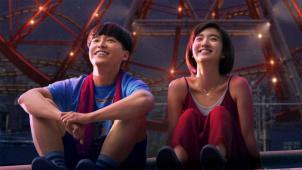《燃野少年的天空》双人曲《摩天轮是傻瓜》MV