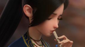 国风奇幻动画巨制《俑之城》爱情预告