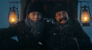 张颂文饰演的李大钊有着极强的浪漫主义气质