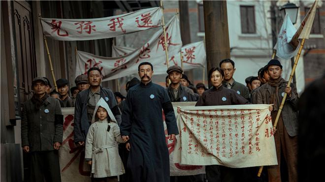 周票房:《1921》突破3亿元 《革命者》口碑不俗