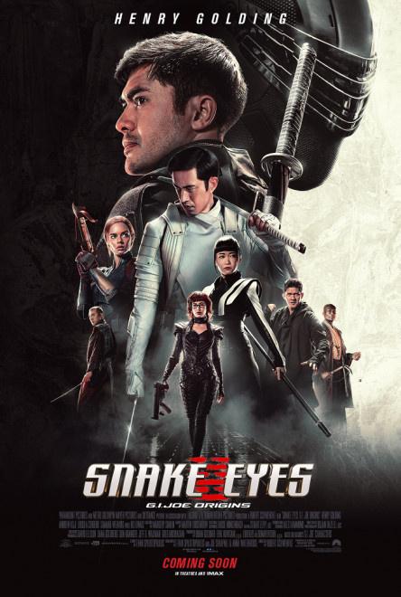 《特种兵:蛇眼的起源》蛇眼与白鬼的关系终于曝光3726 作者:w370724 帖子ID:294