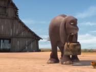 寓教于乐!合家欢动画《直立象传说》定档7月30日