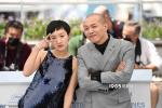 中国影片《街娃儿》亮相戛纳 主演黄米依俏皮比耶