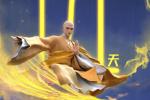 《白蛇2:青蛇劫起》曝全新海报 法海现身雷峰塔