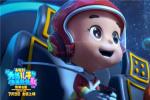 《新大头儿子4》:虚拟空间历险与英雄爸爸的认知