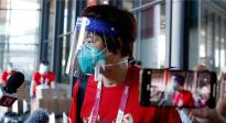 中国女排抵达东京备战奥运 郎平:5年了中国女排准备好了
