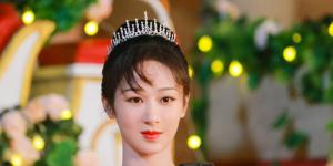 杨紫《萌探》穿越童话世界 化身白雪公主巧捉萌贼