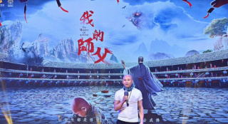 電影《我的師父》籌備中 導演張宸瑞談創作初衷