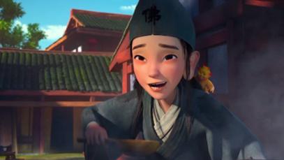 动画电影《济公之降龙降世》中的济公李修缘有着全新的突破