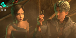 《白蛇2:青蛇劫起》曝新视频 青白姐妹双向奔赴
