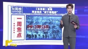 "M热度榜:《长津湖》定档 网友表示""终于等到你"""