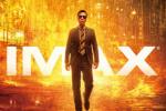《怒火·重案》办IMAX观影 甄子丹谢霆锋硬核开打