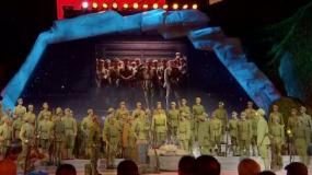 不好惹!《长津湖》情景剧展示中国人民志愿军钢铁意志