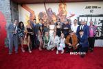 《X特遣队2》洛杉矶首映 小丑女史泰龙等群星云集