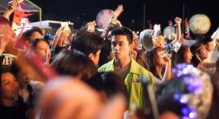 《盛夏未来》发布拍摄花絮 吴磊被连扇12次耳光