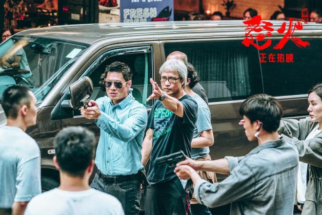 《怒火·重案》破11亿 甄子丹谢霆锋飙车特辑曝光