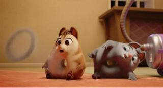 动画《拯救甜甜圈》定档10.3 故事背景设置在上海
