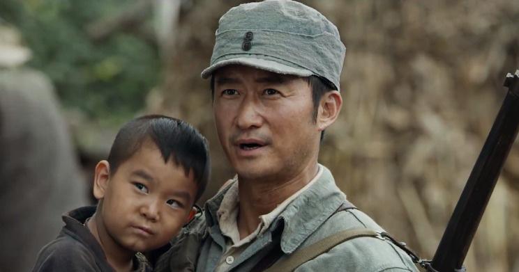 《我和我的父辈》之《乘风》 吴京吴磊上阵父子兵