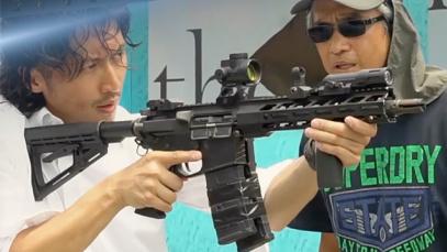 谢霆锋回忆与陈木胜合作 直言对《怒火·重案》非常满意