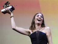 威尼斯电影节闭幕 法国影片《正发生》摘得金狮