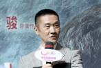 """9月12日,国产灾难电影《峰爆》在北京举行首映。导演李骏携主演朱一龙、黄志忠、陈数、焦俊艳现身映后见面会,分享了创作这部""""中国式救援""""大片的幕后细节。"""