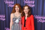 当地时间9月14日,电影《塔米·菲的眼睛》在纽约举行首映礼,杰西卡·查斯坦、伊莎贝尔·于佩尔、扎克瑞·昆图、文森特·多诺费奥等主创亮相。