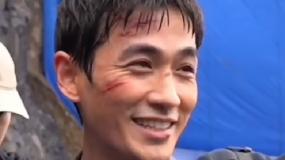《峰爆》朱一龙:能自己上绝不用替身