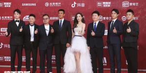《惊天救援》发布新海报 杜江佟丽娅亮相北影节