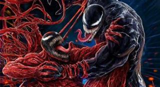 """《毒液2》曝光IMAX海报 """"毒液""""和""""屠杀""""亮相"""