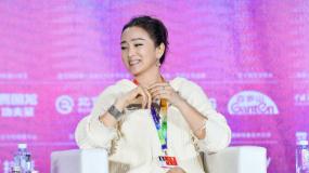 巩俐大师班在京举办 《五个扑水的少年》首映