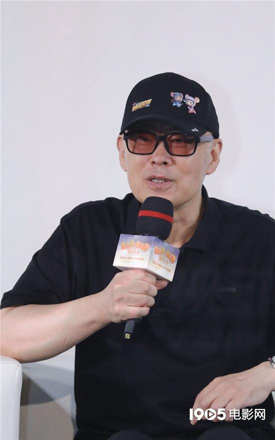 《罐头小人》首映 郑渊洁:继续用电影陪伴大家