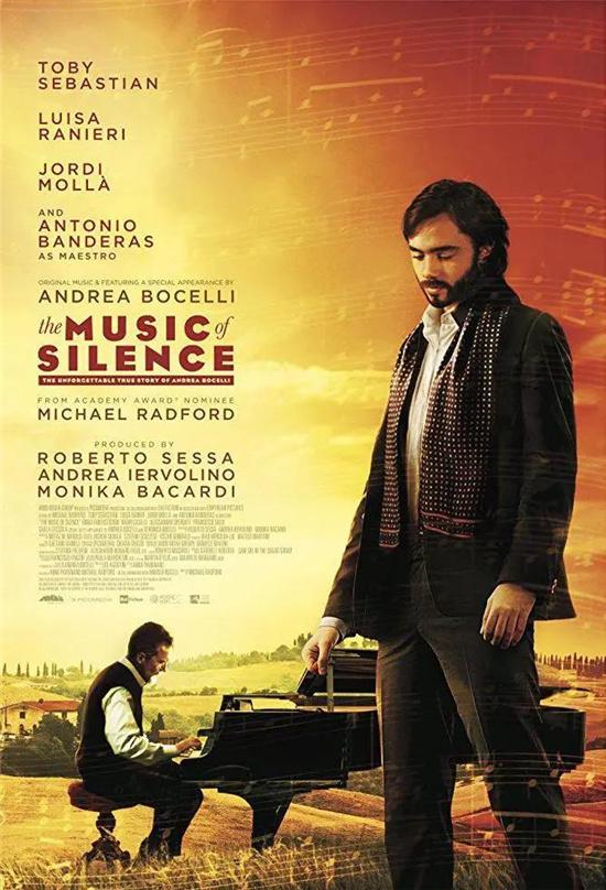 佳片有约·《静默的音乐》| 盲人歌唱家的静默爆发